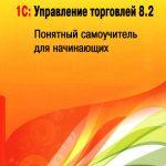 1С: Управление торговлей 8.2. Понятный самоучитель для начинающих