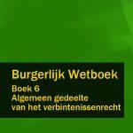 Burgerlijk Wetboek boek 6