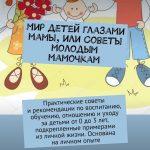 Мир детей глазами мамы, или Советы молодым мамочкам