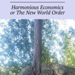 Harmonious Economics or The New World Order. 2nd edition by supplemented